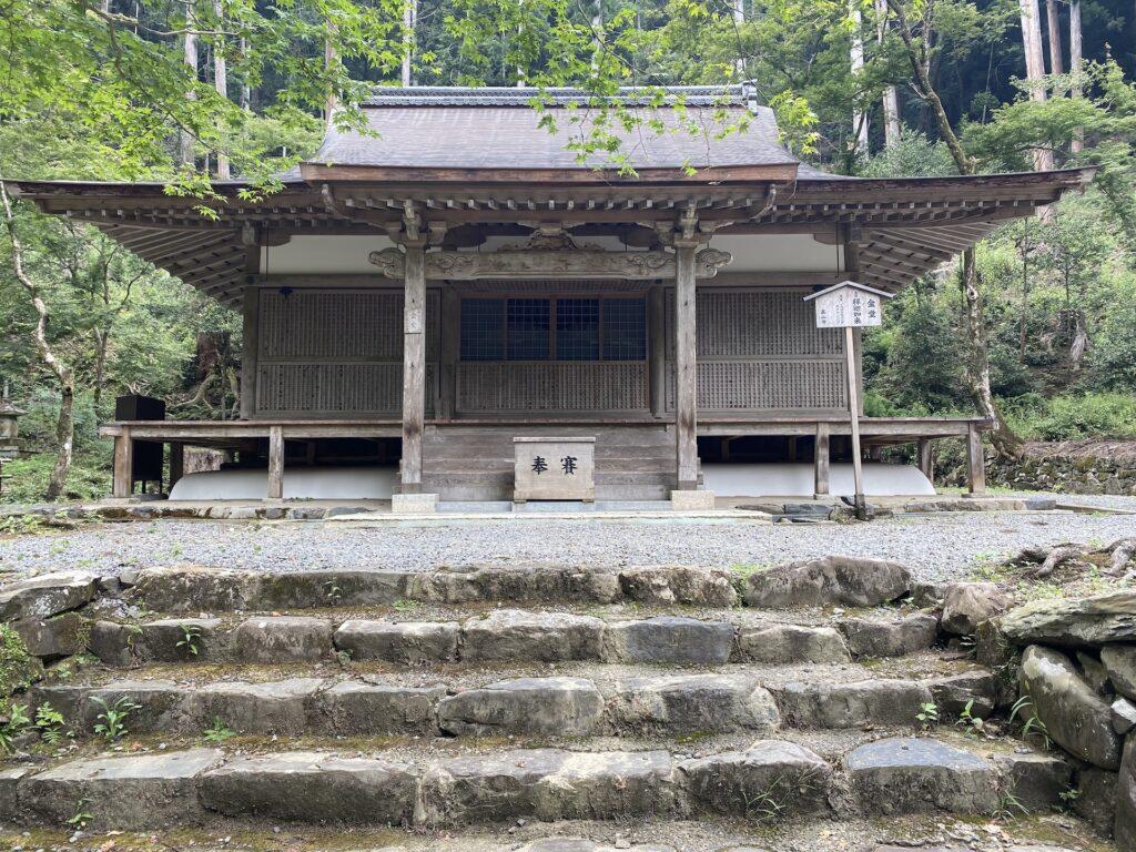 高山寺 金堂